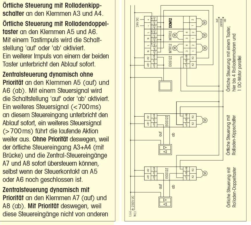 Low Voltage Landscape Lighting Wiring Diagram: Eltako Rolladensteuerung Schaltplan